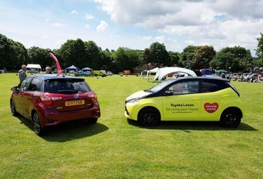SLM Toyota support local Lions Fete