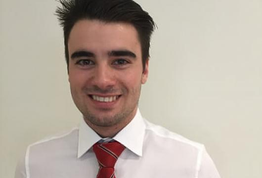 Macauley England becomes Motability Specialist at SLM Toyota Uckfield